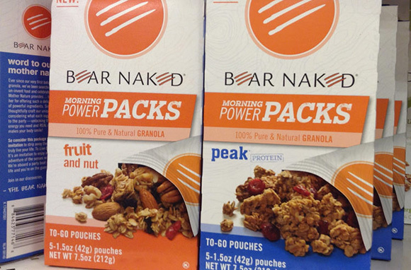 Bear Naked Power Packs