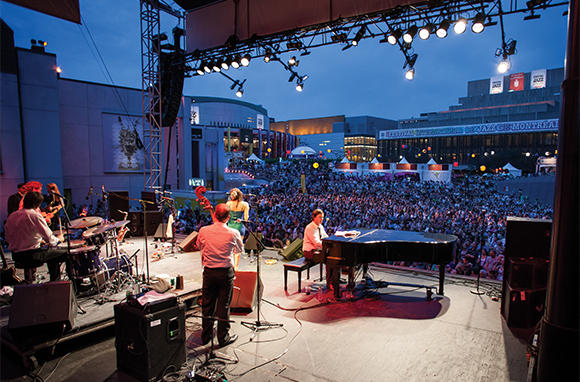 Montreal International Jazz Festival, Montreal