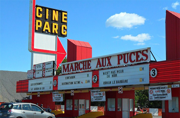 Saint-Eustache Drive-In, Quebec