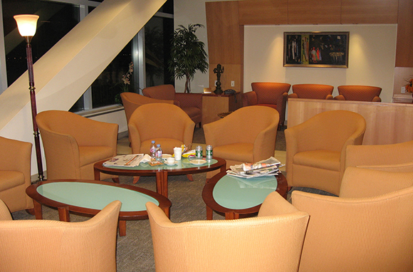 Inconsistency Extends to Lounges