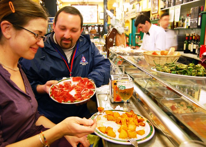 Eating in Spain: Sustenance for the Soul