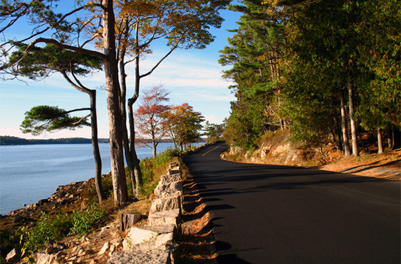 Acadia All-American Road