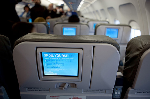 Some Airlines Offer Live TV