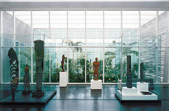 The Menil Collection, Houston, Texas