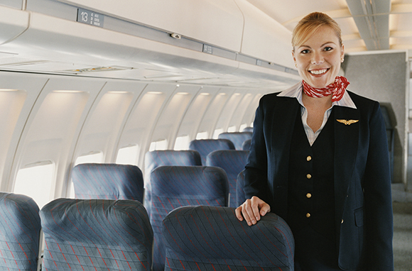 How to Treat Flight Attendants