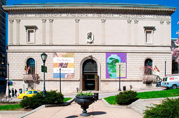 The Walters Art Museum, Baltimore, Maryland