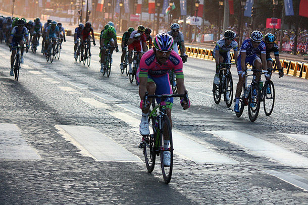 Touring the Tour de France