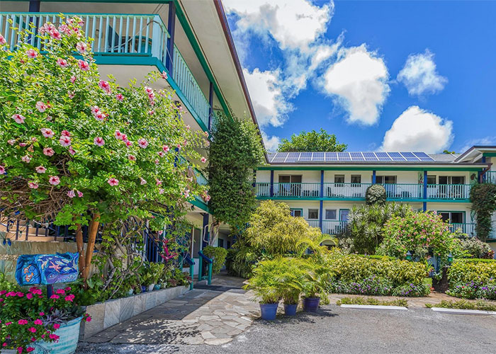 garden island inn hotel kauai