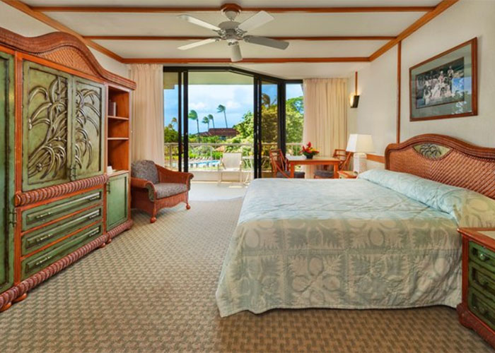 ka'anapali beach hotel room
