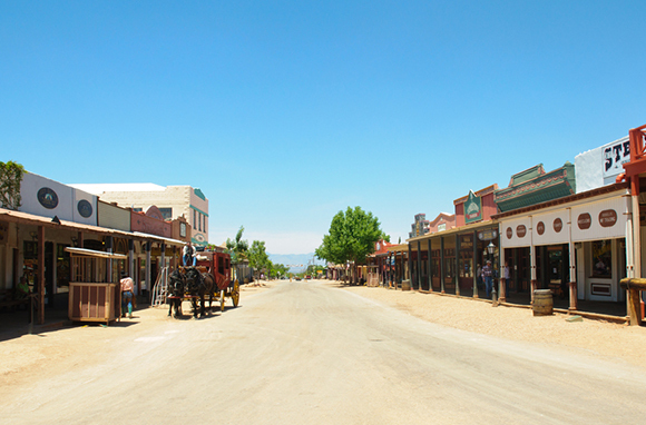 Old West Frontier Town, Tombstone, Arizona