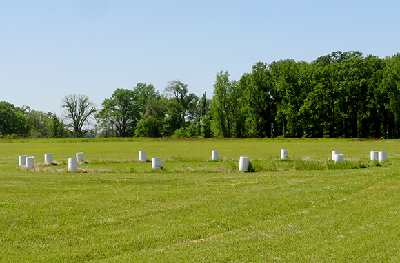 Monumental Earthworks of Poverty Point, United States