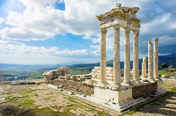 Pergamon and Its Multi-Layered Cultural Landscape, Turkey