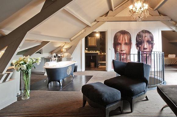 Hotel Particulier Montmartre, Paris, France