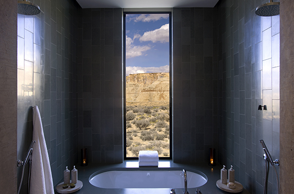 Amangiri, Canyon Point, Utah