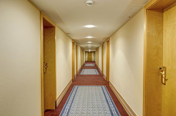 Loud Hallways