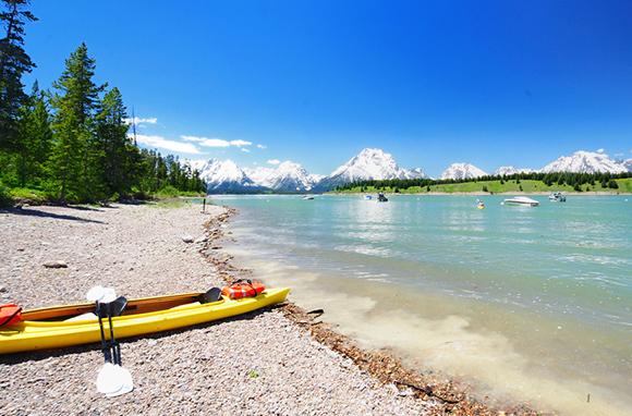 Paddle Lake Jackson