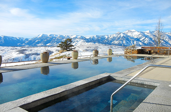 A Soak with a Side of Views