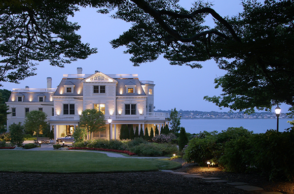 The Chanler at Cliff Walk, Newport, Rhode Island
