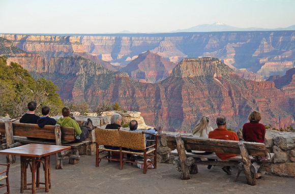 Grand Canyon Lodge North Rim, Grand Canyon National Park, Arizona