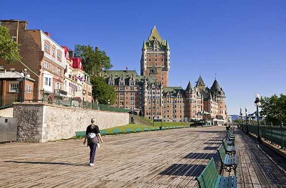 Historic District of Old Quebec, Quebec, Canada