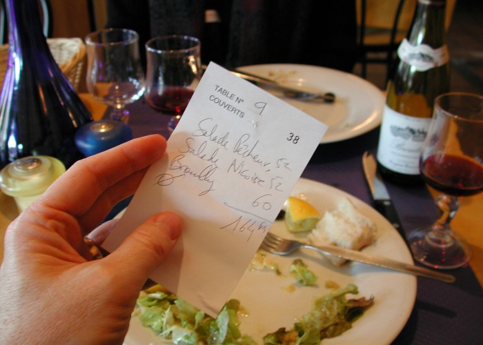 Here's a Tip: Don't Stress Over Tipping