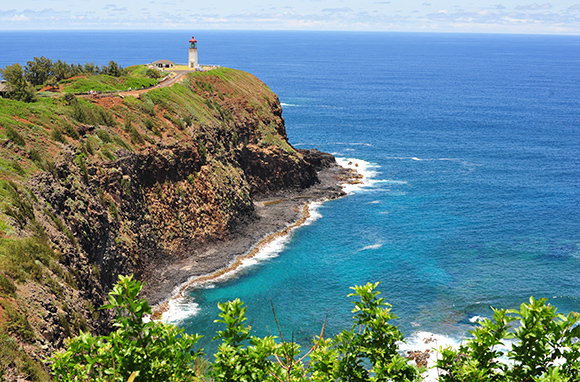 Kilauea Point Lighthouse, Hawaii