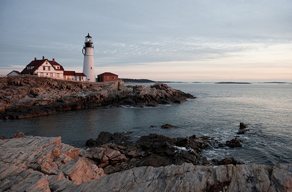 Portland Head Light, Maine