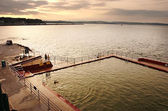 Shoalstone Pool, Devon, England