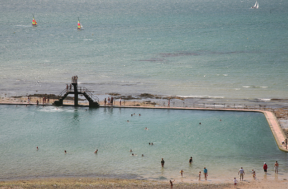 Tidal Pool, Saint-Malo, France