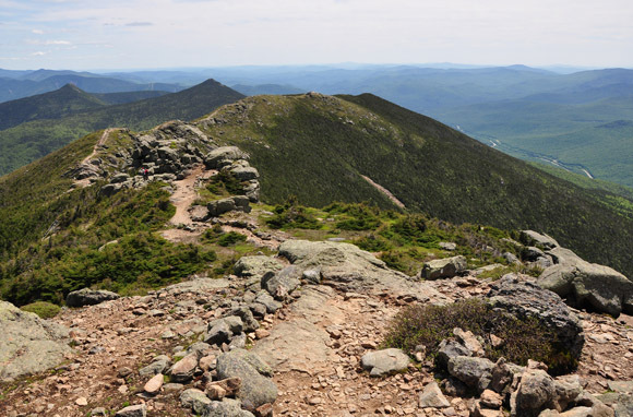 White Mountain Traverse, New Hampshire