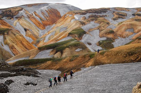 Laugavegur Route, Iceland