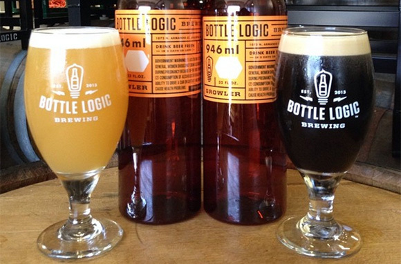 Local Craft Beer on Tap