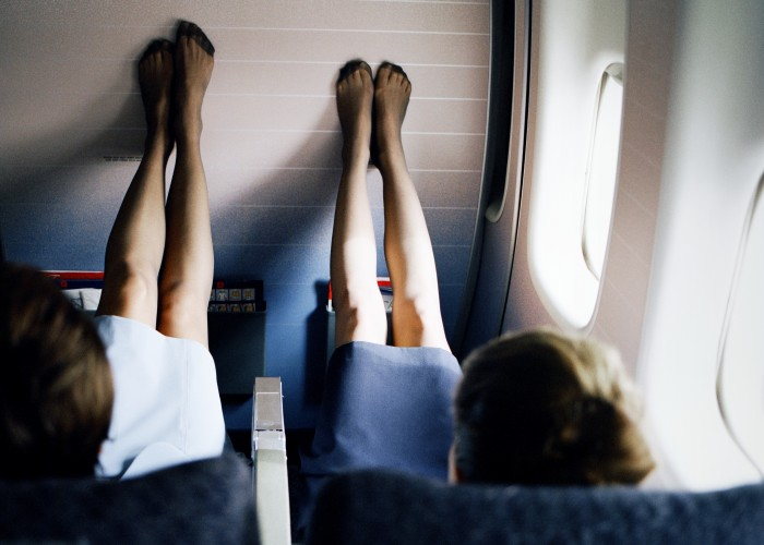 Airplane Passenger Shaming Is the Newest Trend on Instagram