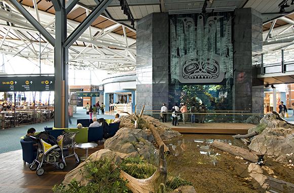 Vancouver International Airport, Richmond, British Columbia