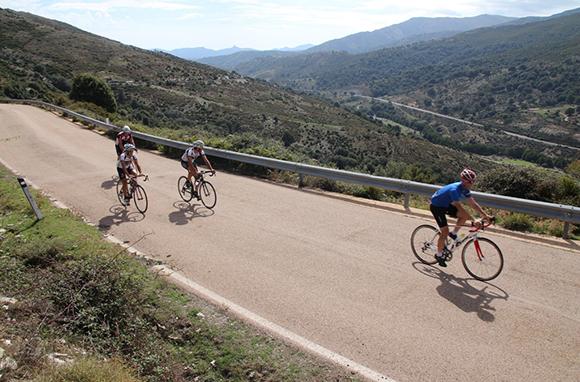 Cycling Across Italy