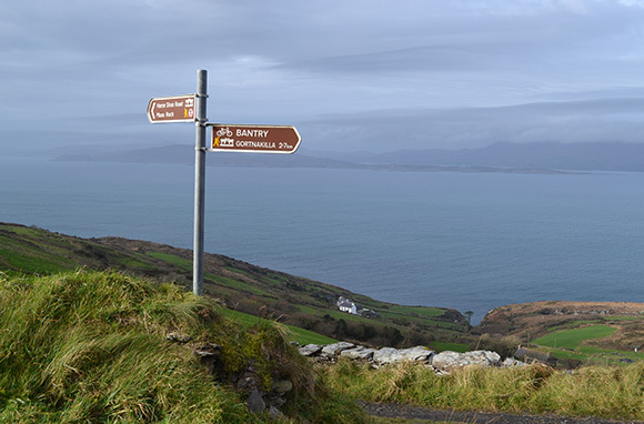 Hiking a Pilgrimage Route in Southwest Ireland