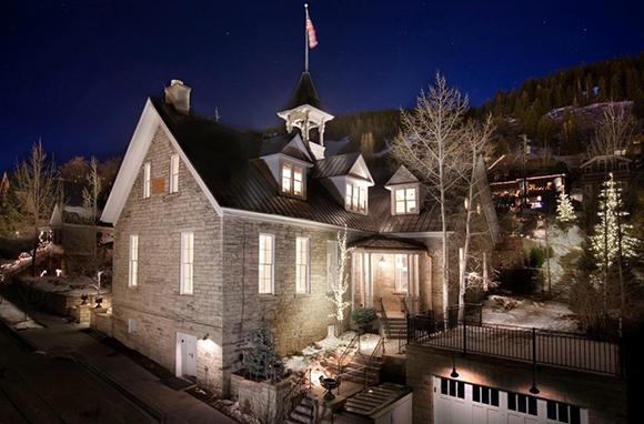 Washington School House Hotel, Park City, Utah