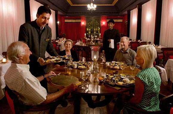 Insight Vacations: Small-Group Dining