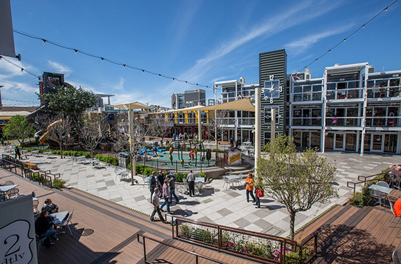 Check Out the Container Park