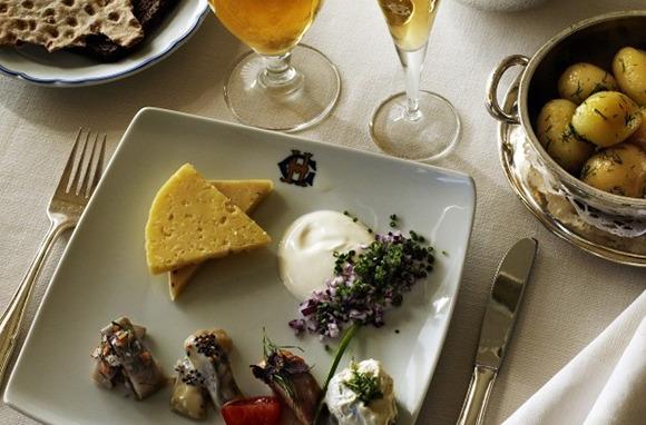 Have a Stylish Swedish Meal