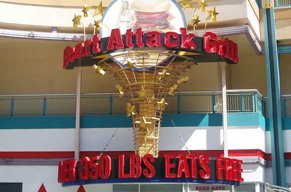 Heart Attack Grill, Las Vegas, Nevada