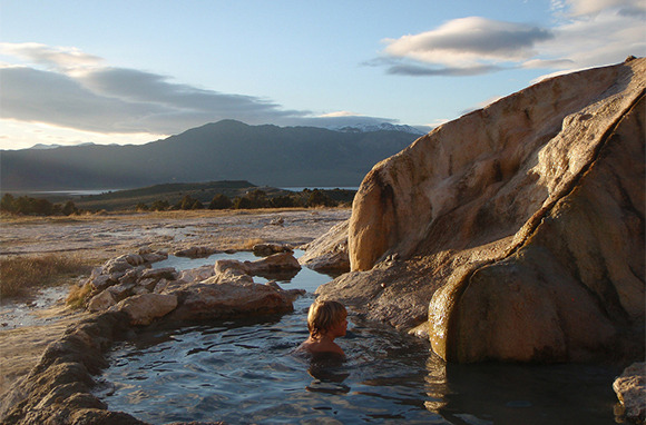 Hot Springs and Thermal Baths
