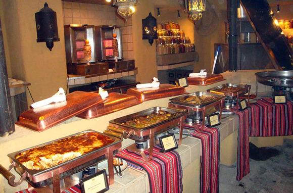 Al Hadheerah, Bab Al Shams Desert Resort & Spa, Dubai