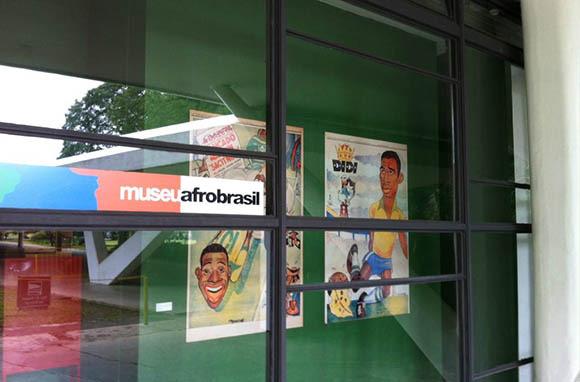 Museu Afro Brasil, Sao Paulo, Brazil