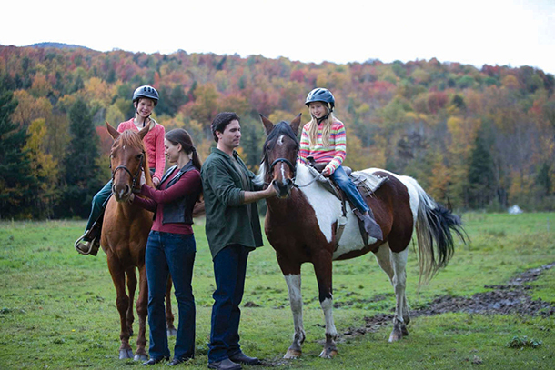 Taking the Kids to Vermont for Fall Foliage and More