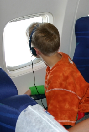 Curbing Your Kid's Bad Behavior in the Air