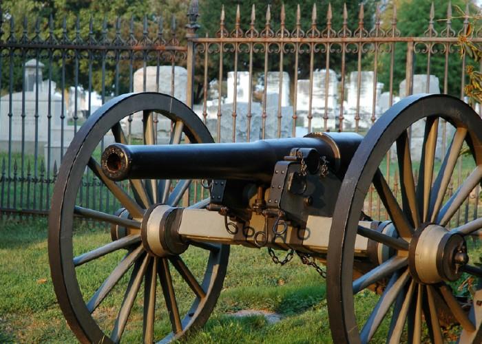 Cemetery Hill, Gettysburg, Pennsylvania