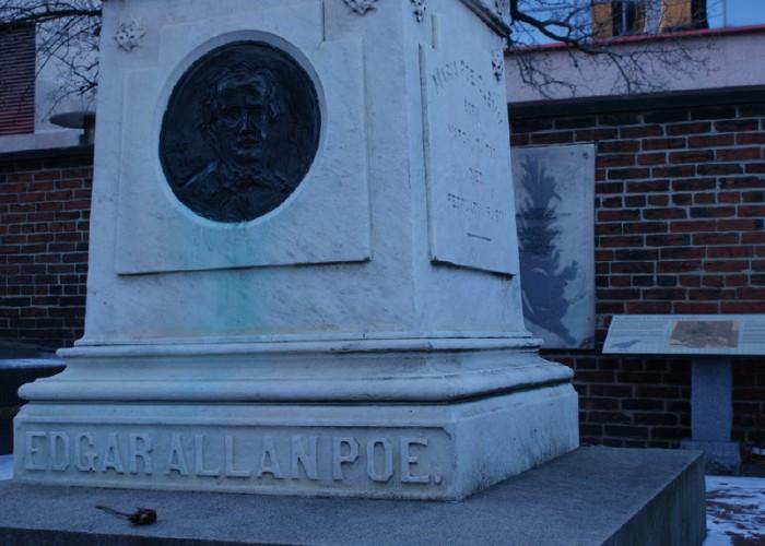 Westminster Burying Grounds, Baltimore, Maryland