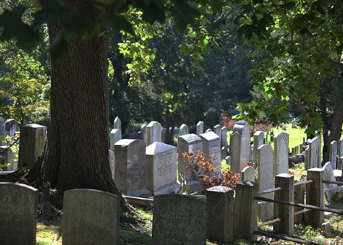 Sleepy Hollow Cemetery, Sleepy Hollow, New York