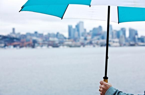 Ditch the Umbrella